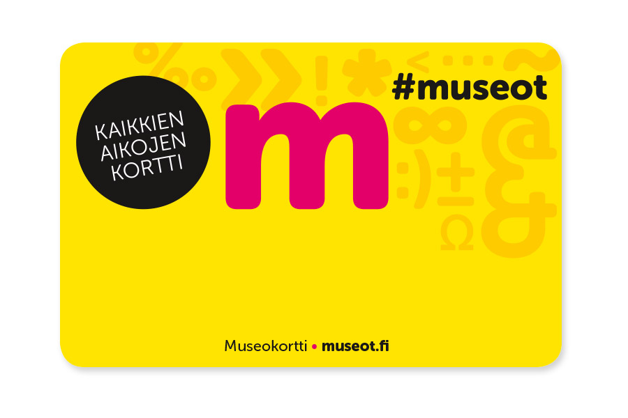 Museokortti logo