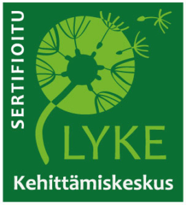 LYKE-verkoston logo