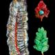 Kasveista tehtyä lasitaidetta