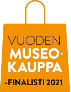 Vuoden museokauppa -finalisti logo