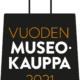 Vuoden museokauppa 2021 logo